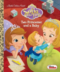 Two Princesses and a Baby - Andrea Posner-Sanchez, Studio Iboix (ISBN: 9780736433587)