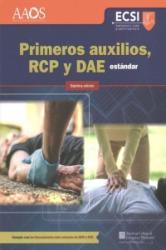 Primeros Auxilios, Rcp y Dae Estandar (ISBN: 9781284158977)