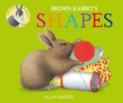 Brown Rabbit's Shapes (ISBN: 9780753473658)
