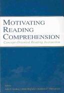 Motivating Reading Comprehension (ISBN: 9780805846836)