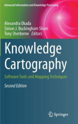 Knowledge Cartography - Software Tools and Mapping Techniques (ISBN: 9781447164692)