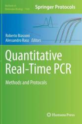 Quantitative Real-Time PCR - Methods and Protocols (ISBN: 9781493907328)