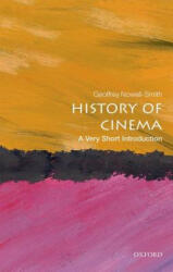 History of Cinema: A Very Short Introduction (ISBN: 9780198701774)
