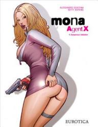 Mona, Agent X Vol. 1 - Alessandro Scacchia (ISBN: 9781561637676)