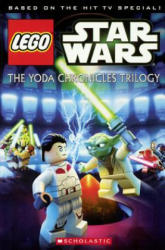 Lego Star Wars: The Yoda Chronicles Trilogy - Ace Landers, Inc. Scholastic (ISBN: 9780606354141)