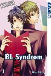 BL Syndrom. Bd. 1 - Akino Shiina (ISBN: 9783842029125)