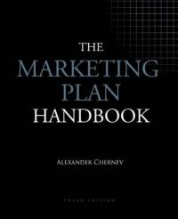 Marketing Plan Handbook - Alexander Chernev (ISBN: 9781936572021)