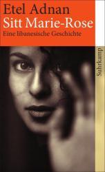 Sitt Marie-Rose (ISBN: 9783518465714)