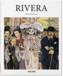 Andrea Kettenmann - Rivera - Andrea Kettenmann (ISBN: 9783836504102)