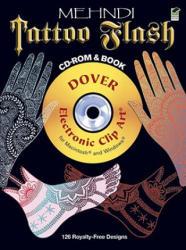 Mehndi Tattoo Flash CD-ROM and Book - Alan Weller (ISBN: 9780486990934)