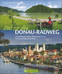 Zeit für den Donau-Radweg - Andrea Strauß, Andreas Strauß (ISBN: 9783734306693)