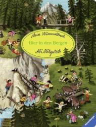 Mein Wimmelbuch: Hier in den Bergen (ISBN: 9783473434893)