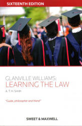 Glanville Williams - Learning the Law (ISBN: 9780414051935)
