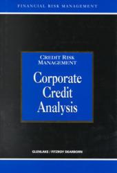 Corporate Credit Analysis - Graham, Alastair, F. R (ISBN: 9781888998757)