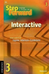 Step Forward 3: Interactive CD-ROM (Internet Use) - Adelson-Goldstein (ISBN: 9780194398558)