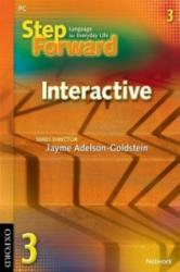 Step Forward 3: Interactive CD-ROM (Internet Use) - Adelson-Goldstein (ISBN: 9780194398558)