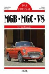 MGB, MBC, V8 - Anders Ditlev Clausager (ISBN: 9783958433076)