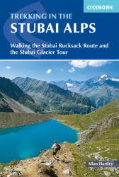 Trekking in the Stubai Alps (ISBN: 9781852846237)