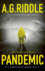 Pandemic - AG Riddle (ISBN: 9781788541299)