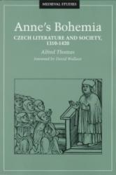 Anne's Bohemia - Alfred Thomas (ISBN: 9780816630547)