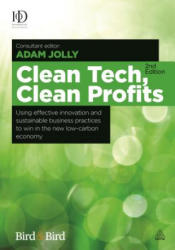 Clean Tech Clean Profits - Adam Jolly (ISBN: 9780749470418)