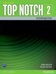 Top Notch 2 Workbook - Joan M. Saslow, Allen Ascher (ISBN: 9780133928228)