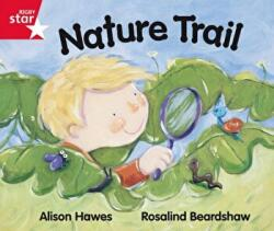 Rigby Star guided Red Level: Nature Trail Single (ISBN: 9780433026662)