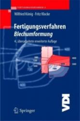Fertigungsverfahren 5 - Achim Beisse, Wilfried König, Fritz Klocke (ISBN: 9783540234531)