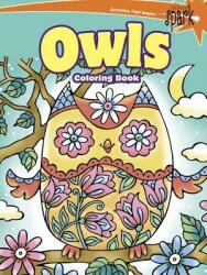 Spark -- Owls Coloring Book (ISBN: 9780486802114)