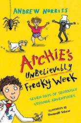 Archie's Unbelievably Freaky Week - Andrew Norriss (ISBN: 9780552572095)