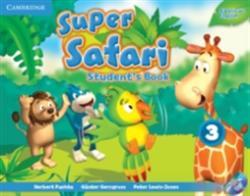 Super Safari American English Level 3 Student's Book with DVD-ROM (ISBN: 9781107482173)