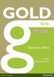 Gold eText Teacher (ISBN: 9781447907121)