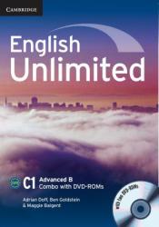 English Unlimited Advanced B Combo (ISBN: 9781107659001)