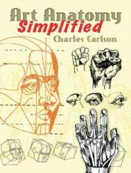 Art Anatomy Simplified (ISBN: 9780486452623)