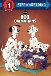 101 Dalmatians - Pamela Bobowicz, Disney Storybook Art Team (ISBN: 9780736431828)