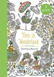Elves in Wonderland 20 Postcards (ISBN: 9780062669032)