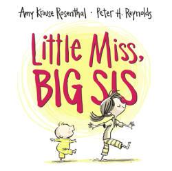 Little Miss, Big Sis (ISBN: 9780062302038)