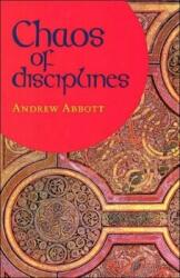 Chaos of Disciplines (ISBN: 9780226001012)