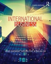 International Business - Third edition (ISBN: 9780415817134)