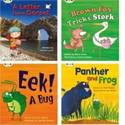 Learn to Read at Home with Phonics Bug: Pack 5 (ISBN: 9781408278703)