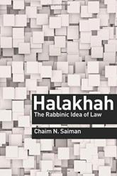 Halakhah - The Rabbinic Idea of Law (ISBN: 9780691152110)