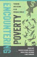 Encountering Poverty (ISBN: 9780520277915)