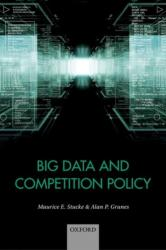 Big Data and Competition Policy (ISBN: 9780198788140)