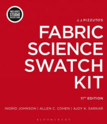 J. J. Pizzuto's Fabric Science Swatch Kit (ISBN: 9781501316517)