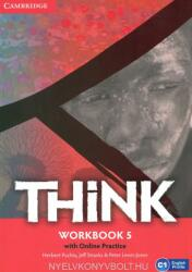 Think Level 5 Workbook with Online Practice (ISBN: 9781107575509)