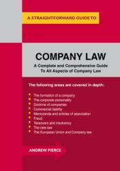 Company Law (ISBN: 9781847166982)