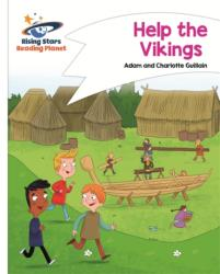 Reading Planet - Meet the Vikings - White: Comet Street Kids (ISBN: 9781471877650)