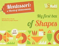 Montessori - My First Box of Shapes (ISBN: 9788854411388)