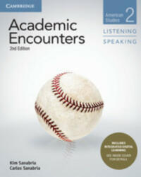 Academic Encounters Level 2 Student's Book Listening and Speaking with Integrated Digital Learning - American Studies (ISBN: 9781108638722)