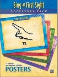 SING AT FIRST SIGHT ACCESSORY PACK - A BECK (ISBN: 9781470614478)